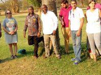 At the Kalimba reptile park